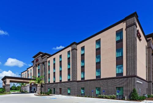 Hampton Inn & Suites Houston I-10 West Park Row, Tx in Katy