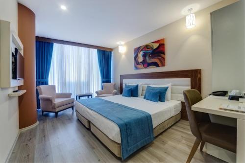 Mersin Forum Suite Otel telefon