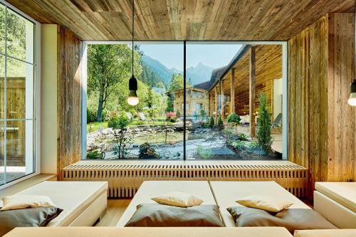 Alpin Lodge das Zillergrund 4 Sterne Superior Mayrhofen