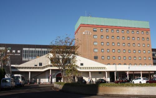 長岡梅茲經濟型酒店 Hotel Mets Nagaoka