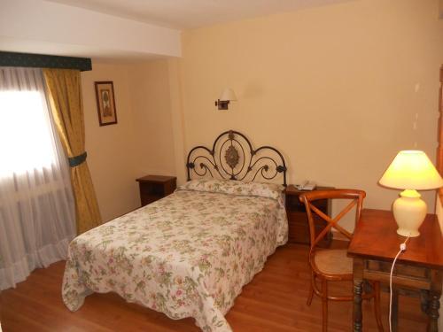 Accommodation in Puerto Navacerrada