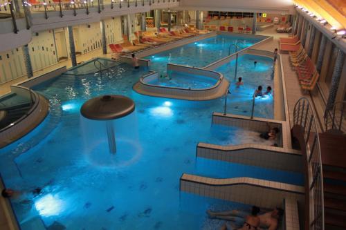 . Wellness Apartments in Velence