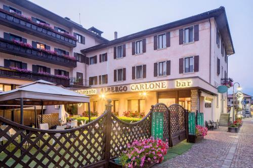 Accommodation in Breguzzo