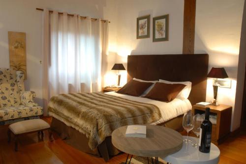 Habitación Doble Clásica Hotel & Spa Molino de Alcuneza - Siguenza 4