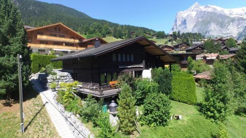 Apartment Adele 4.5 - GriwaRent AG Grindelwald