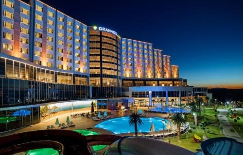 Haymana Grannos Thermal Hotel & Convention Center telefon