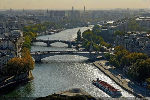 Apartment Seine River - Eiffel Tower photo 23