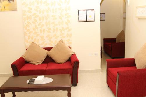 Dar Al Khaleej Hotel Apartments стая снимки