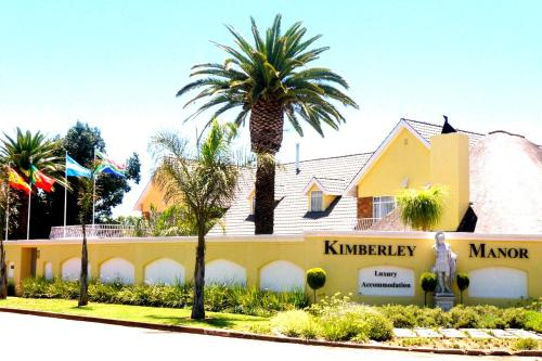 Kimberley Manor Guesthouse