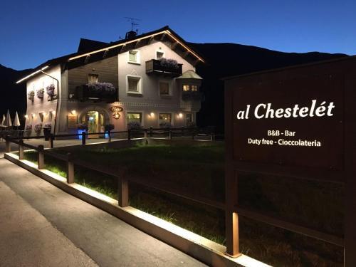 Al Chestelet - Accommodation - Livigno