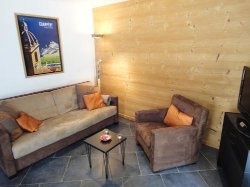 Chalet Hestia - Apartment - Champéry