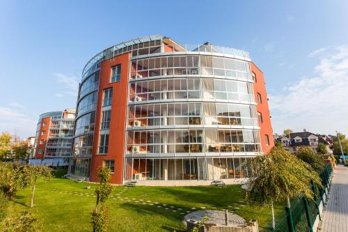 . Luxury Apartment Hotel Siófok
