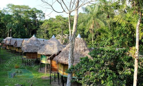 . Cumaceba Amazon Lodge