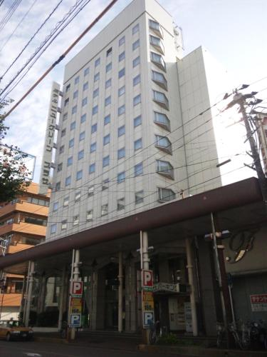 新綠色廣場酒店 Hotel New Green Plaza