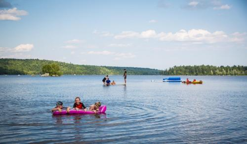 Patten Pond Camping Resort Apartment 1 - Ellsworth, ME 04605