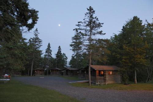 Narrows Too Camping Resort Cabin 4