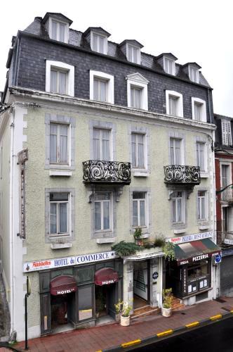 Hotel du Commerce et de Navarre - Hôtel - Lourdes