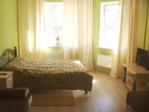. Apartments on Serebryanka 46