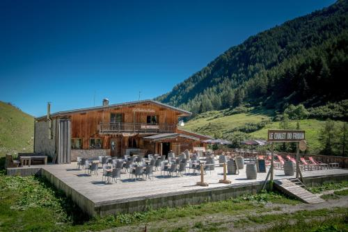 Chalet Du Friolin - Accommodation - Montchavin-Les Coches
