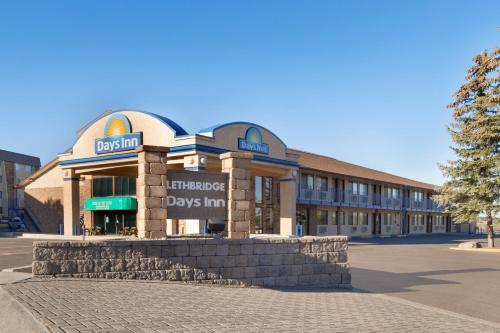 Days Inn by Wyndham Lethbridge - Lethbridge, AB T1J 4L2
