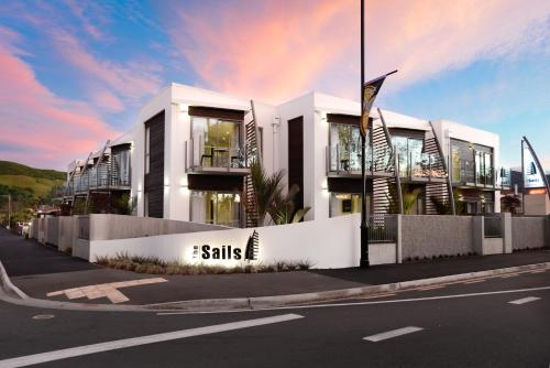 The Sails Nelson - Accommodation