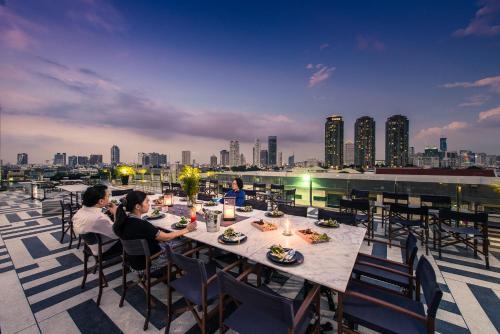 Hotel Once Bangkok photo 33