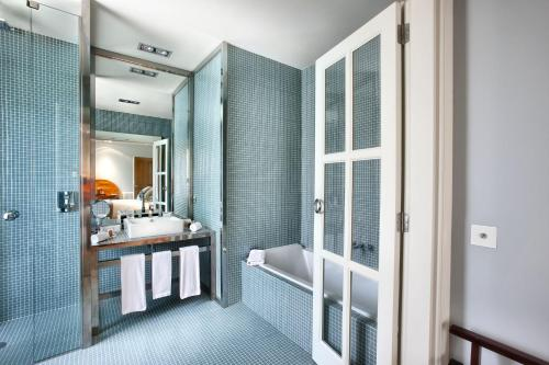 Double Room Hotel Iturregi 5