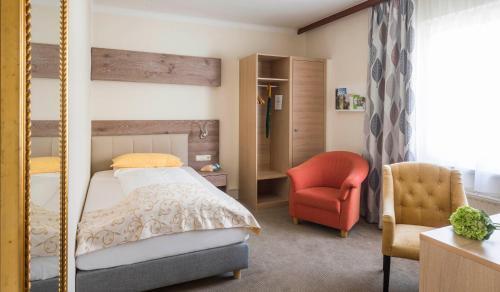 Garten-Hotel Ochensberger kamer foto 's
