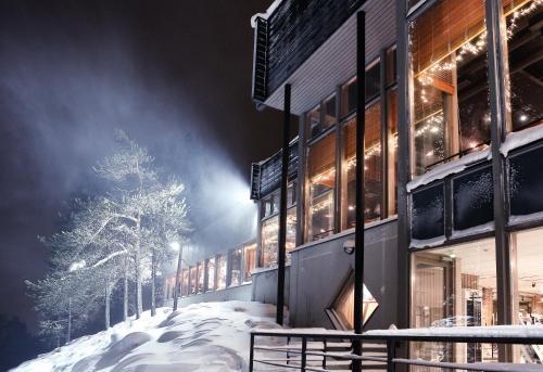 . Ski-Inn Hotel Pyhätunturi