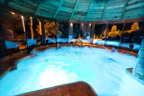 Habitación Doble con acceso al spa Coto del Valle de Cazorla 26