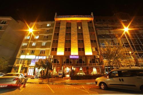 Bandırma Hotel Villa Marina harita