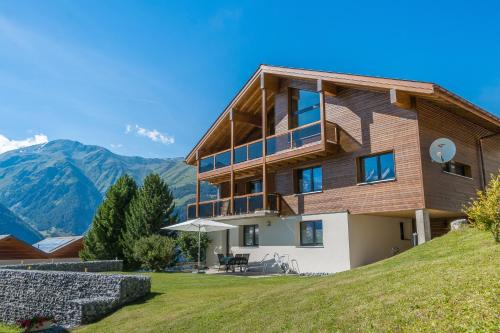 Swiss Apartment Grächen