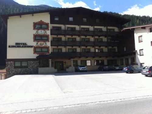 Hotel Kirchlerhof Lanersbach-Tux