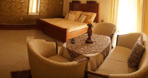 Hotel-overnachting met je hond in Penzion Vegas - Partizánske