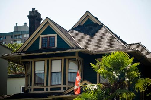 O Canada House Bed&Breakfast - Accommodation - Vancouver