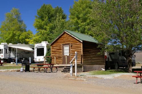 Gunnison Lakeside Cabins & Rv Park - Gunnison, CO 81230