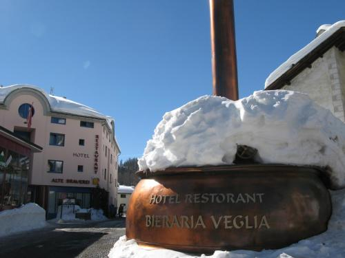 Hotel Alte Brauerei Celerina