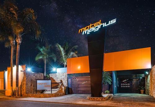 . Hotel Magnus