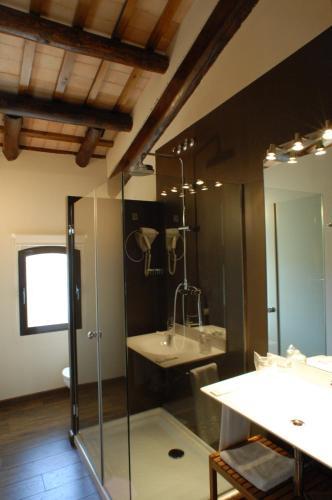 Twin Room - single occupancy Molí Blanc Hotel 9