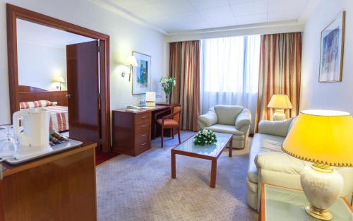 El Mouradi Hotel Africa Tunis 룸 사진