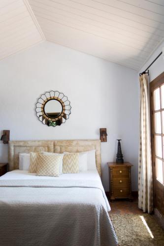 Habitación Doble Clásica con balcón La Posada Morisca 11
