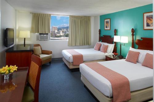 Pagoda Hotel - Honolulu, HI 96814