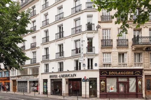 Hotel Americain, Temple  Republique