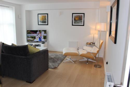 Luxury 1 Bedroom Oxford City Centre