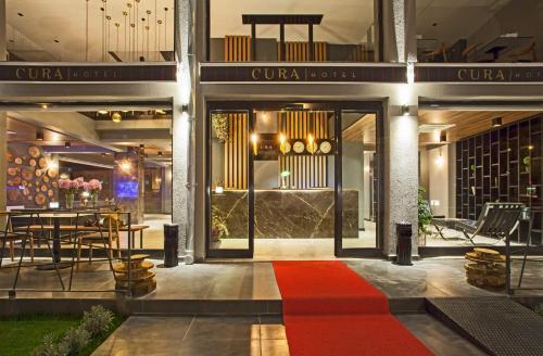 Canakkale Hotel Cura harita