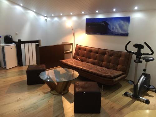 . Studio cosy au centre de Couvet