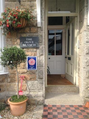 The Olive Branch, St Ives, Cornwall