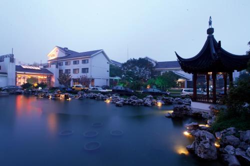Garden Hotel Suzhou photo 16