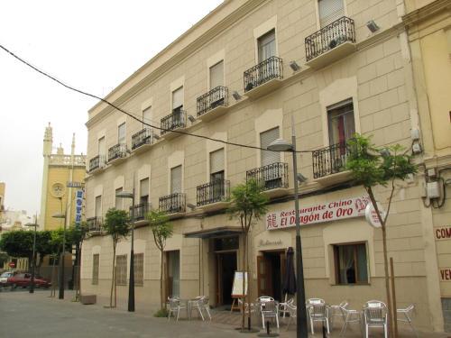 HotelHotel Nacional Melilla