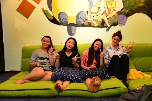 Фото отеля Hongyadong VIP Hostel